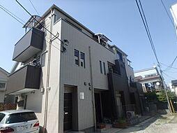 神奈川県川崎市幸区塚越2丁目の賃貸アパートの外観