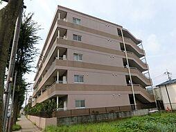 サンフラワーK[2階]の外観