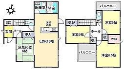南生駒駅 3,080万円