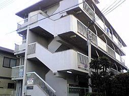 兵庫県西宮市甲風園2丁目の賃貸マンションの外観