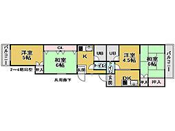 京福電気鉄道嵐山本線 山ノ内駅 徒歩4分