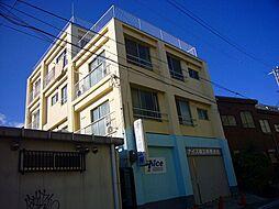 大山マンション[4階]の外観