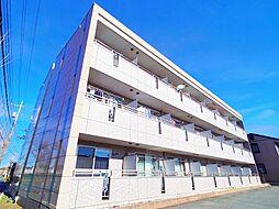 東京都西東京市富士町2丁目の賃貸マンションの外観