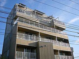 東京都府中市清水が丘1丁目の賃貸マンションの外観