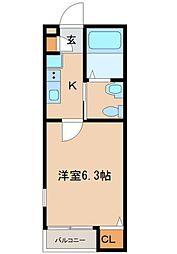 天台駅 4.1万円