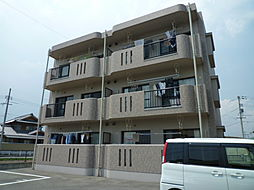 岡山県総社市駅南1丁目の賃貸マンションの外観