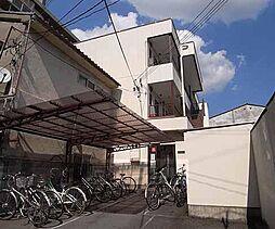 京都府京都市上京区一条通千本西入泰童片原町の賃貸マンションの外観