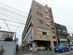 大島ビル[305号室]の外観