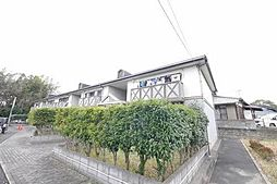 福岡県北九州市八幡西区本城3丁目の賃貸アパートの外観