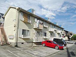 神奈川県横浜市保土ケ谷区新桜ケ丘2丁目の賃貸アパートの外観