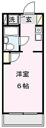 TOP大宮第9[408号室]の間取り