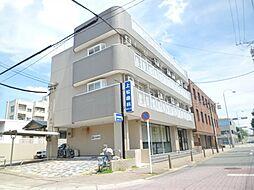 愛知県名古屋市瑞穂区前田町3丁目の賃貸マンションの外観