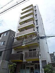 アパートメント京橋[4階]の外観