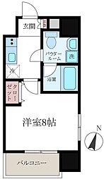 メゾン・ドゥ・アン[9階]の間取り