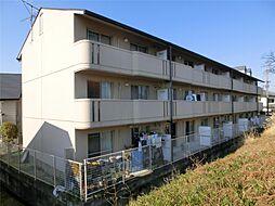 滋賀県大津市一里山 3丁目の賃貸マンションの外観