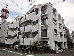 兵庫県明石市樽屋町の賃貸マンションの外観