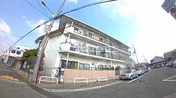 大阪府東大阪市柏田東町の賃貸マンションの外観