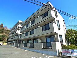 千葉県流山市鰭ヶ崎の賃貸マンションの外観