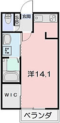 徳和駅 3.6万円