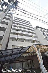 広島県広島市中区富士見町の賃貸マンションの外観