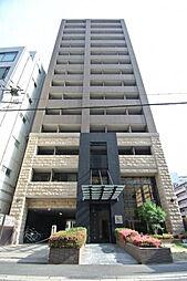 カスタリア堺筋本町[6階]の外観