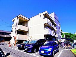 東京都練馬区高松5丁目の賃貸マンションの外観