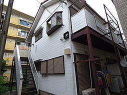 富士見ハイツ[203号室]の外観