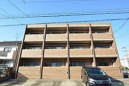 愛知県名古屋市港区高木町4の賃貸マンションの外観