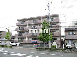 静岡県浜松市東区半田山5の賃貸マンションの外観