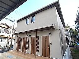 カーサ忍ケ丘[1階]の外観