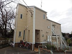 神奈川県横浜市神奈川区神大寺3丁目の賃貸アパートの外観