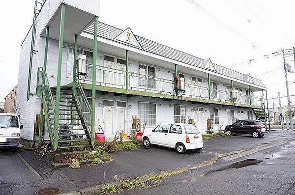リッチハウス2・2 2階の賃貸【北海道 / 旭川市】