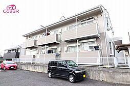 藤山ハイツIII[1階]の外観