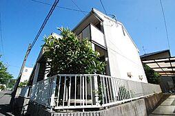 コスモハイツ赤坂[2階]の外観