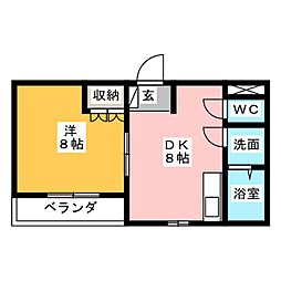 伊勢朝日駅 4.7万円