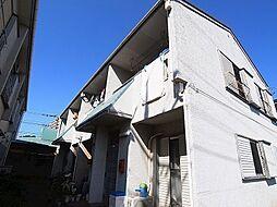 [テラスハウス] 千葉県松戸市新松戸3丁目 の賃貸【/】の外観
