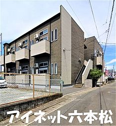 福岡市地下鉄七隈線 賀茂駅 徒歩8分の賃貸アパート