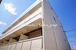 神奈川県藤沢市川名1丁目の賃貸マンションの外観