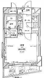 センチュリー麻布[4階]の間取り
