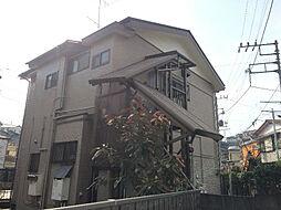 大谷アパート[1F号室]の外観