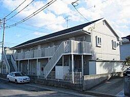 宮城県仙台市若林区沖野6丁目の賃貸アパートの外観