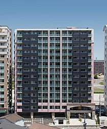 福岡県北九州市小倉北区竪町2丁目の賃貸マンションの外観
