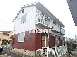 エスポワール美津乃[2階]の外観