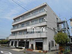 佐川ビル[4階]の外観