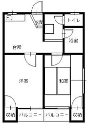若葉町駅 3.5万円