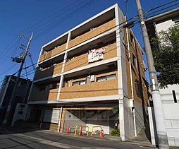 京都府京都市東山区一橋野本町の賃貸マンションの外観