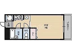 シャイニングハイツ[2階]の間取り