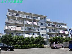 三重県桑名市一色町の賃貸マンションの外観