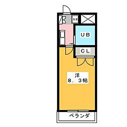 昇佑ビル[4階]の間取り