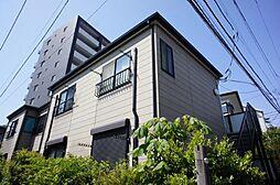 千葉県船橋市西船1の賃貸アパートの外観